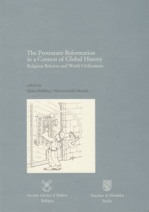 Cover The Protestant Reformation in a Context of Global History