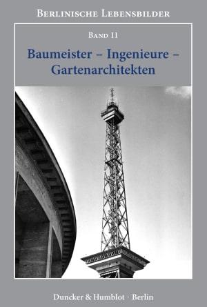 Cover Baumeister – Ingenieure – Gartenarchitekten