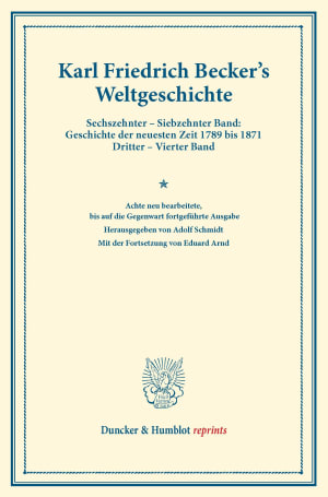 Cover Weltgeschichte