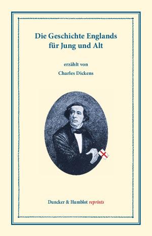 Cover Die Geschichte Englands für Jung und Alt