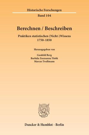 Cover Berechnen / Beschreiben