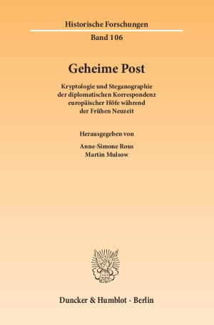 Cover Geheime Post