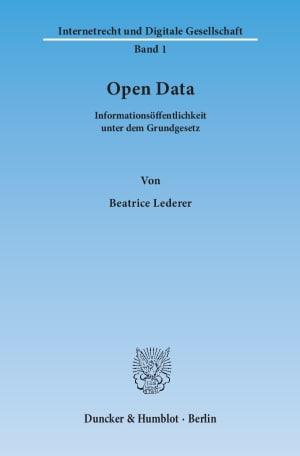 Cover Open Data