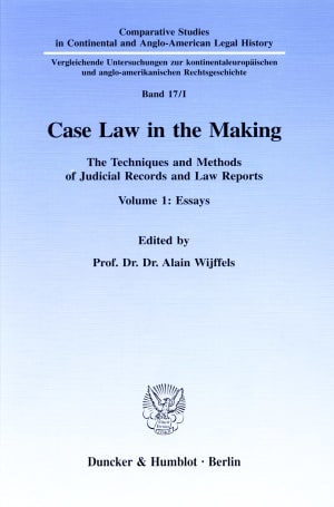 Cover Case Law in the Making