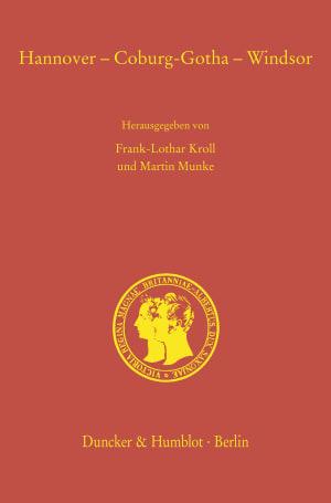 Cover Hannover – Coburg-Gotha – Windsor