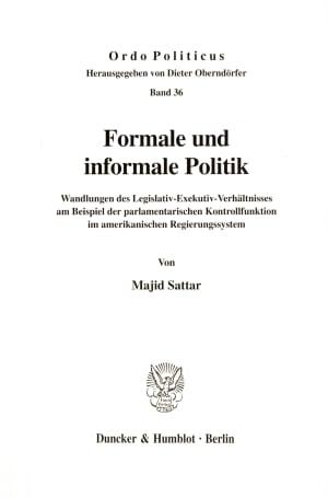 Cover Ordo Politicus (OPO)