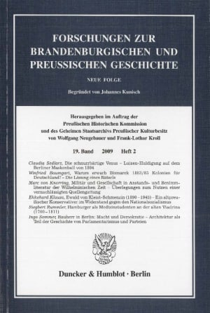 Cover FBPG 2/2009