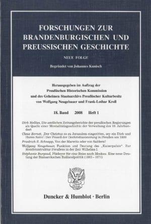 Cover FBPG 1/2008