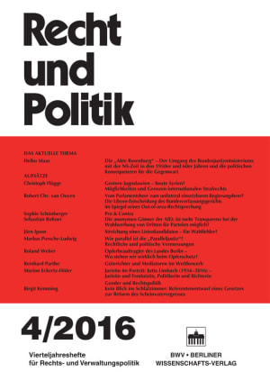 Cover RuP 4/2016