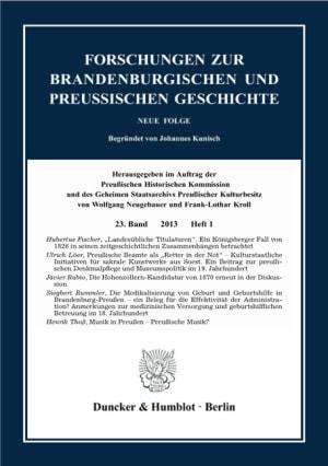 Cover FBPG 1/2013