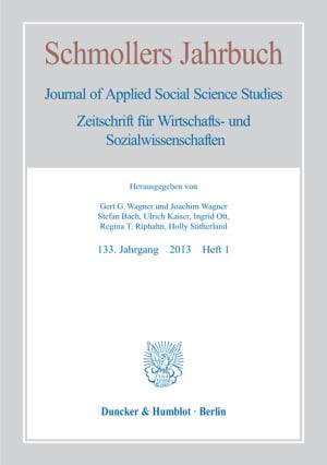 Cover JCE 1/2013