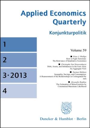 Cover AEQ 3/2013