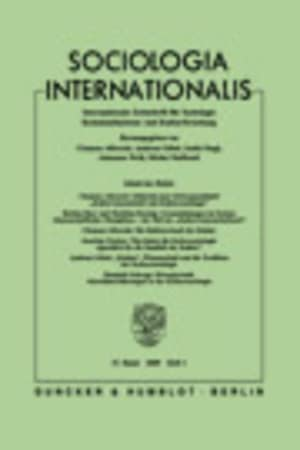 Cover SOCINT 1/2009