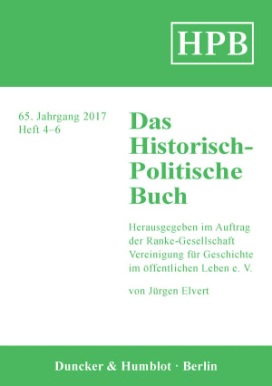 Cover HPB 4–6/2017