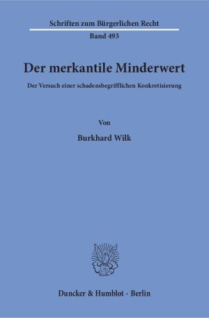 Cover Schriften zum Bürgerlichen Recht (BR)