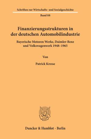 Cover Schriften zur Wirtschafts- und Sozialgeschichte (SWS)