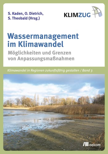 Wassermanagement im Klimawandel