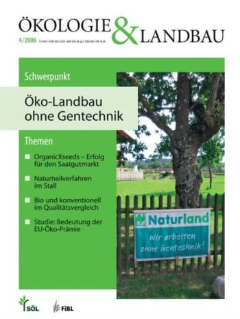 Öko-Landbau ohne Gentechnik