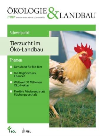 Tierzucht im Öko-Landbau
