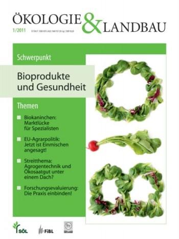 Bioprodukte und Gesundheit