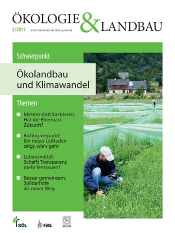 Ökolandbau und Klimawandel