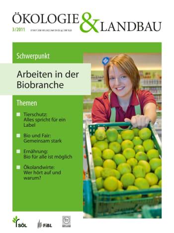 Arbeiten in der Biobranche