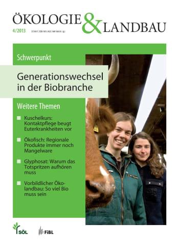 Generationswechsel in der Biobranche