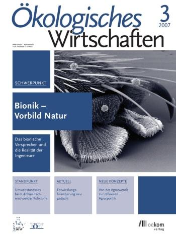Bionik – Vorbild Natur