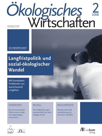 Langfristpolitik und sozial-ökologischer wandel