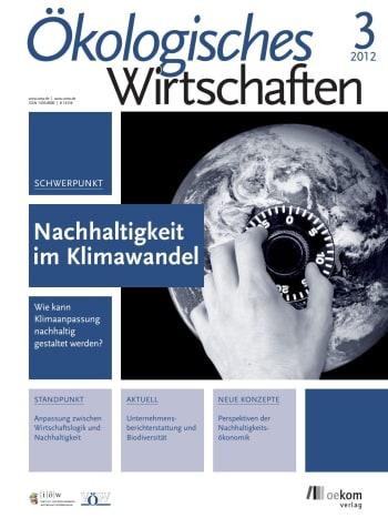 Nachhaltigkeit im Klimawandel