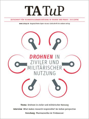 Drohnen in ziviler und militärischer Nutzung