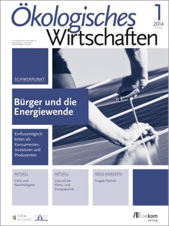 Bürger und die Energiewende