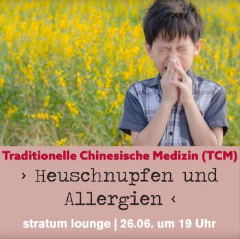 Image: Heuschnupfen - nachhaltig behandeln mit TCM