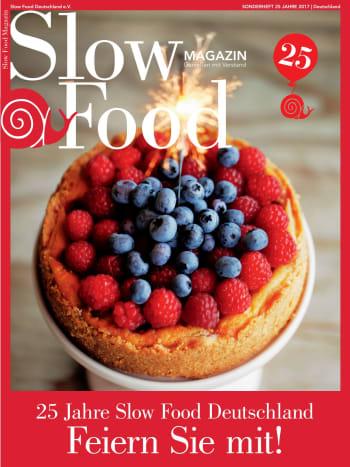 25 Jahre Slow Food Deutschland