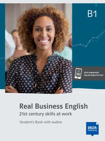 Cover Real Business English B1 9783125016705