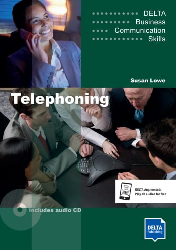 Cover Delta Business Communication Skills: Telephoning B1-B2 9783125013209