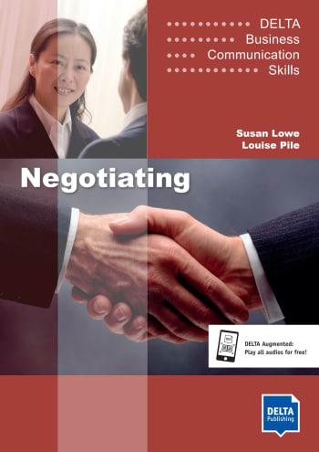 Cover Delta Business Communication Skills: Negotiating B1-B2 9783125013247