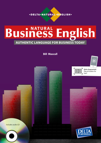 Cover Delta Natural Business English B2-C1 9783125013353