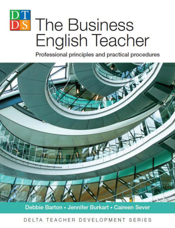 Cover The Business English Teacher 9783125013520