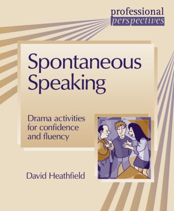 Cover Spontaneous Speaking 9783125016064