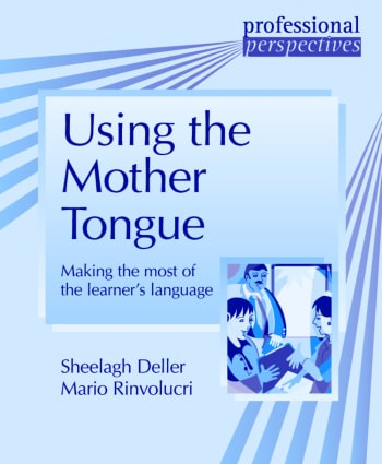 Cover Using the Mother Tongue 9783125016095