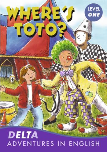 Cover Wheres Toto? 9783125014589