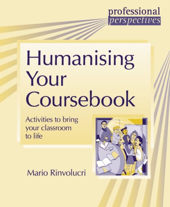 Cover Humanising Your Coursebook 9783125016040