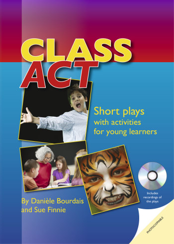Cover Class Act 9783125017252