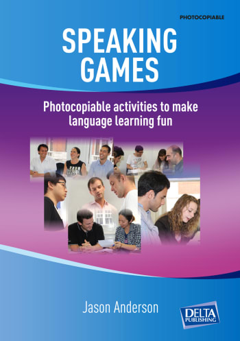 Cover Speaking Games 9783125017269