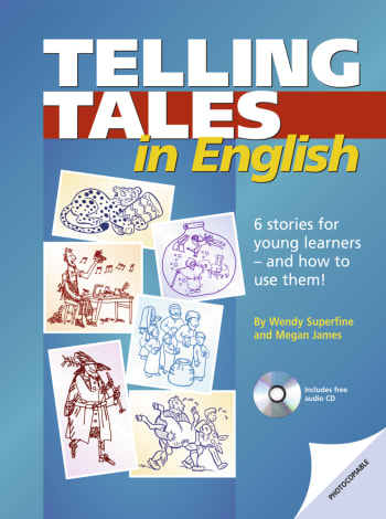 Cover Telling Tales in English 9783125017283