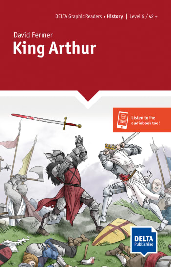 Cover King Arthur 9783125011175
