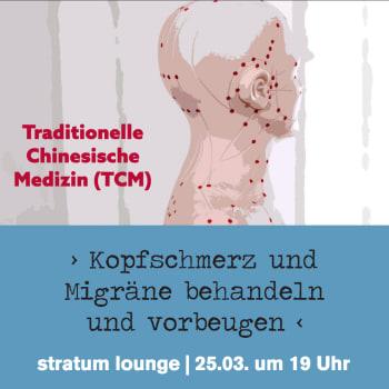Image: Kopfschmerz und Migräne behandeln und vorbeugen