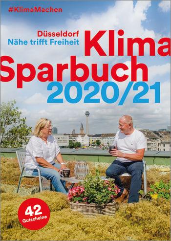 Klimasparbuch Düsseldorf 2020/21
