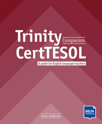 Cover Trinity CertTESOL Companion 9783125016835
